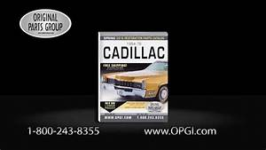 Opgi Cadillac Restoration Parts