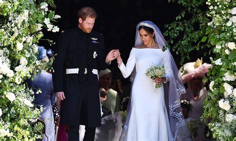 harry  meghan royal wedding  st georges chapel