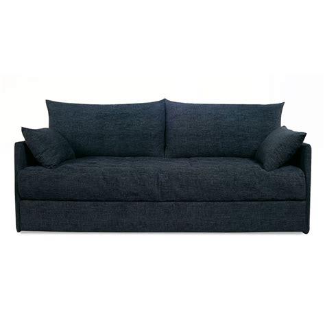ameublement canapé canapé lit gigogne chicago meubles et atmosphère