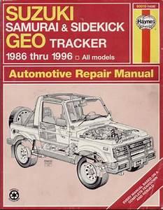 Suzukijeepinfo  Magazine 1996