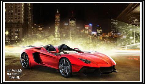 mobil sport lamborghini modifikasi gambar mobil sport gambar gambar mobil