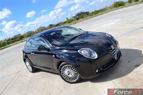 Alfa Romeo Review  2014 Alfa Romeo Mito