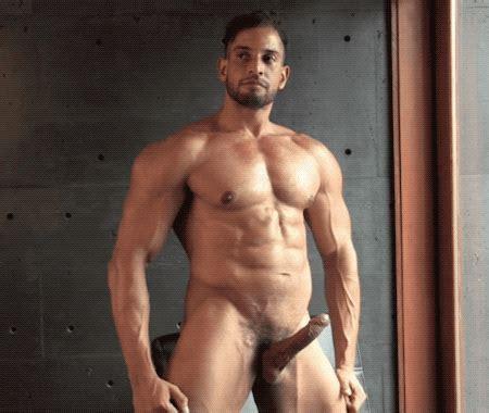Bodybuilder Marc Kaiser From Legendmen