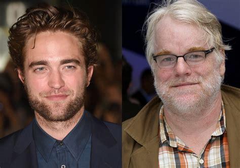 Robert Pattinson Taking Role Written For Philip Seymour
