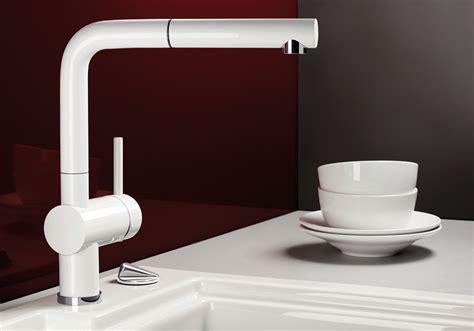 robinet cuisine solde blanco linus s mitigeur d 39 évier à douchette céramique