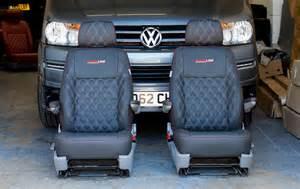 white home interior design vw t5 sportline leather seats raceline design