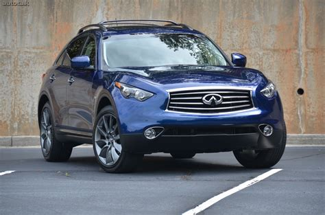 2018 Infiniti Fx35 Review Autotalk
