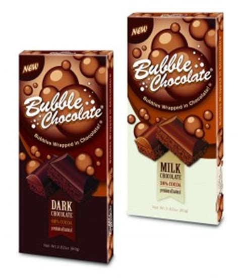 food  product reviews bubble chocolate bubble chocolate bars aerated chocolate food blog bite