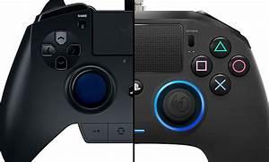 Razer Et Nacon Prsentent Leurs Manettes PS4 Officielles