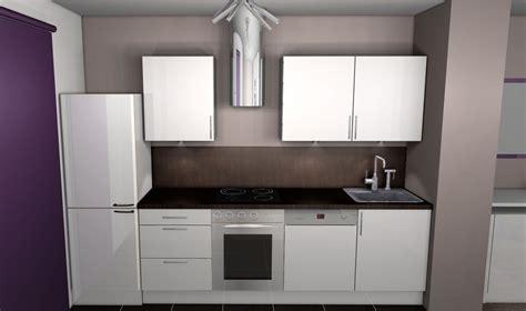 cuisine blanc decoration cuisine blanc