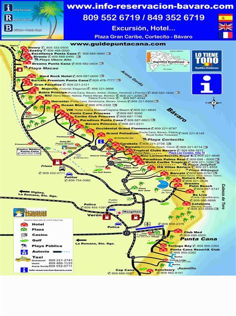 Punta Cana Carte Géographique Monde by Infos Sur Punta Cana Carte Arts Et Voyages