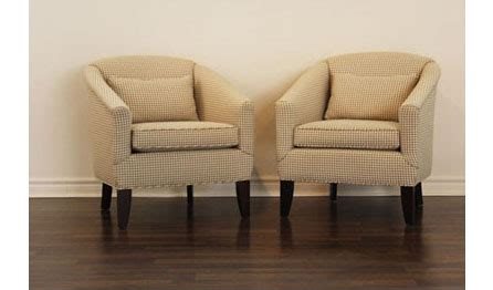 Tub Chairs Toronto by Custom Accent Chairs Toronto