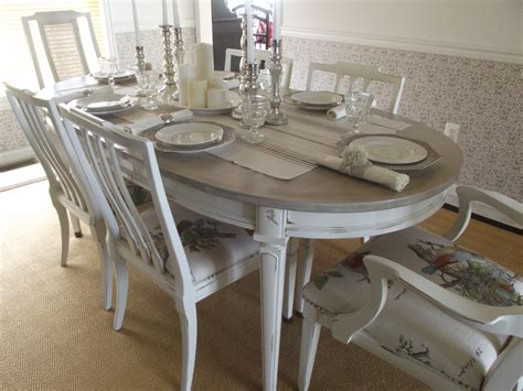 reserved for meera vintage country dining table and