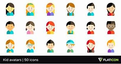 Avatars Kid Icon Icons Vector Avatar Flaticon