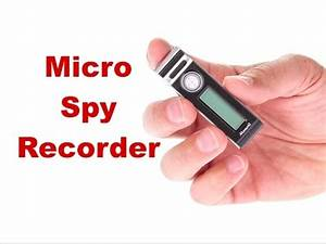 Wireless Covert Listening Devices - Voice Activated Audio ...