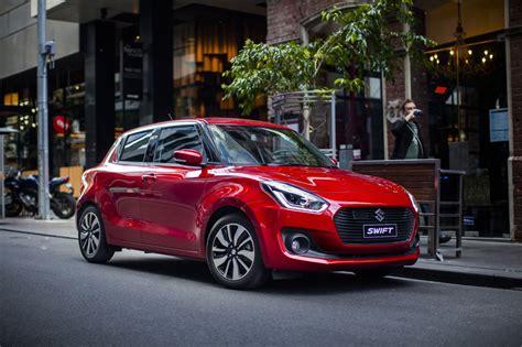 Suzuki Australia Launches All-new Swift, Priced To Win