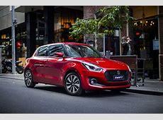 News Suzuki Australia Launches AllNew Swift, Priced To Win
