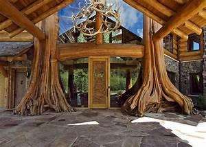10 Million Log Estate In Loveland  Co
