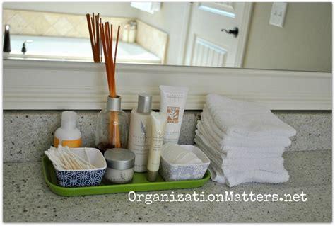 organize bathroom necessities master bathroom bathroom