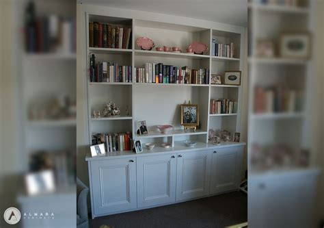 Custom Made Bookcases Melbourne by Bookshelves Melbourne Custom Bespoke Bookcases Almara