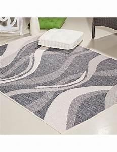 Kinderteppich 160 X 230 : tapis wave r versible 160 x 230 cm ~ Watch28wear.com Haus und Dekorationen