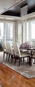 une salle a manger luxueuse design d39interieur With decoration buffet salle a manger
