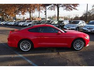 Pre-Owned 2015 Ford Mustang V6 V6 2dr Fastback in BRIDGEWATER #P12484S | Bill Vince's ...