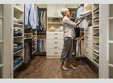 Design a Custom Closet System EasyClosets
