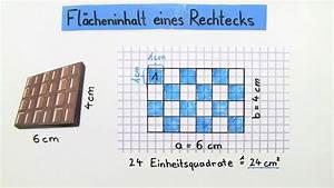 Flächeninhalt Eines Rechtecks Berechnen : fl cheninhalt und umfang von rechtecken mathematik online lernen ~ Themetempest.com Abrechnung