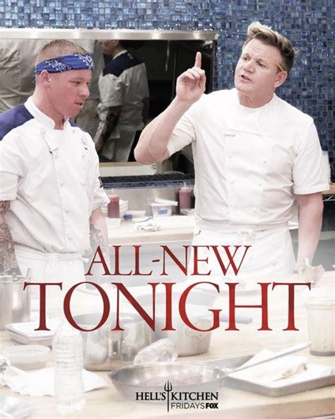 hell s kitchen season 9 hell s kitchen recap 12 8 17 season 17 episode 9 quot catch
