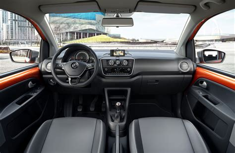 interni up volkswagen up con equipamiento mega autos
