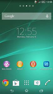 Xperia Z1 Compact 14.3.A.0.681 firmware KitKat Android 4.4 ...