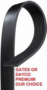 Serpentine Belt Ford 6 0l Diesel F250 Ford F350 Ford F450