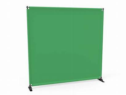 Banner 8x8 Backdrop Stand Fabric Tension Telescopic