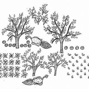 Jardin Dessin Couleur : coloriages de printemps ~ Melissatoandfro.com Idées de Décoration