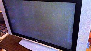 Plasma Tv Lg 42px3rv-za Problem