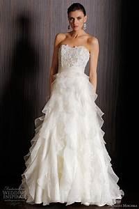 badgley mischka bridal spring 2011 collection wedding With badgley mischka wedding dresses