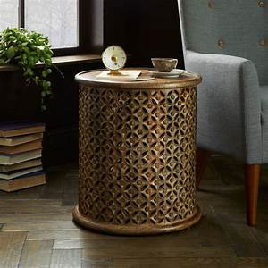 west elm mango wood side table rascalartsnyc With west elm carved wood coffee table reviews