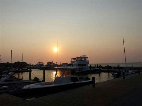 Fire Boat Basin by Seaview Boat Basin In Fire Island Ny United States