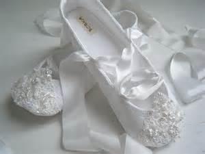 white ballet flats wedding bridal ballet flats white fairytale ballet shoes wedding