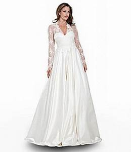 Dillards wedding dresses for Wedding dresses dillards