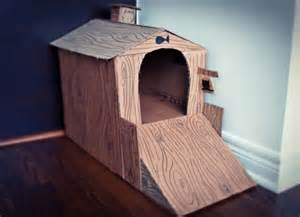 diy cardboard cat house diy cardboard cat house the house