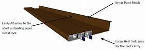 Heated Roof  U0026 Heated Shingle Installed On House