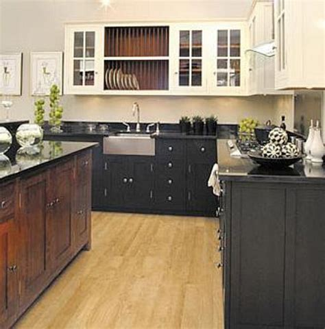 In stock at store today. More like this....black bottom, white top | My Kitchen ...