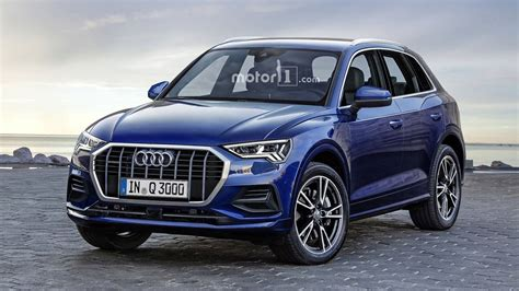 2019 Audi Q3 Rendered And Looks Accurate