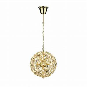 Crystal lighting to buy gold globe pendant light
