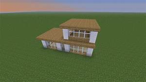 Modern House Minecraft Tutorial