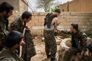 Kurdish Peshmerga's 'foreign legion' who fight ISIS with ...
