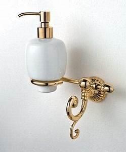 Bad Accessoires Gold : toilettenb rstenhalter in we gold 854832 ~ Whattoseeinmadrid.com Haus und Dekorationen
