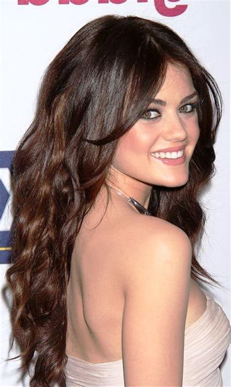 stunning haircuts  long thick hair hairstyle  women